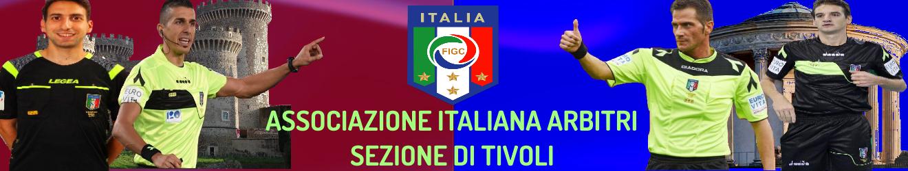 Associazione Italiana Arbitri –  Sezione di Tivoli